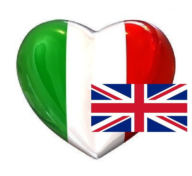 Italian/English language course