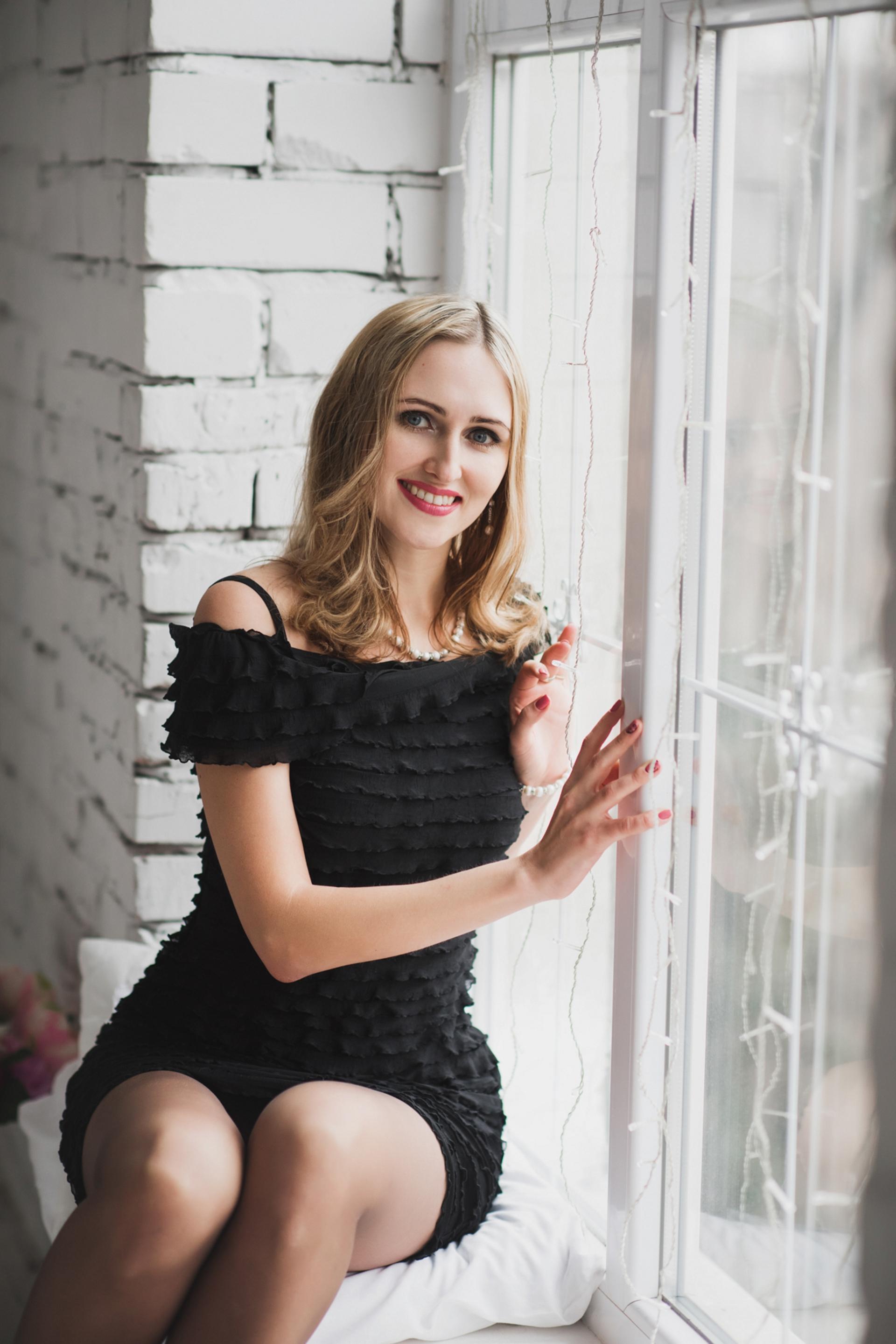 Anastasia, Im 33, from ucraina-rivne - Marriage Agency Futura