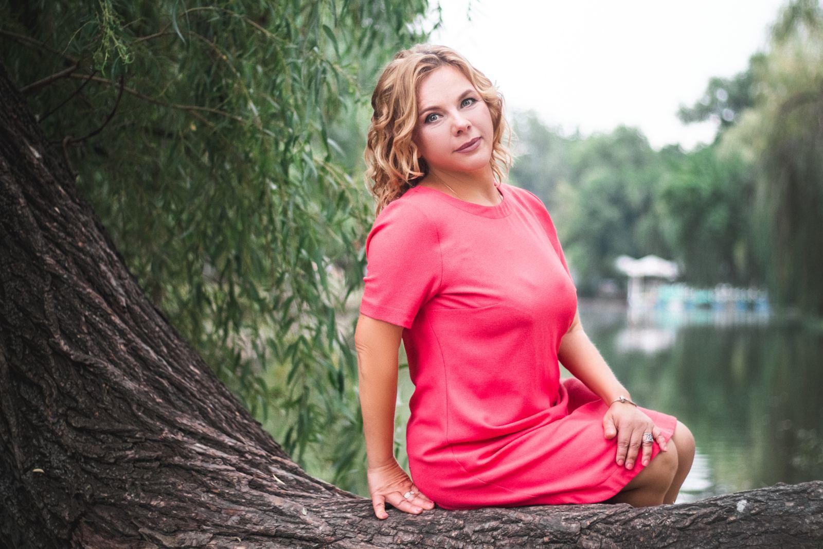 Olga, Im 42, from ucraina-zaporizzja - Marriage Agency Futura